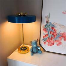 Modern Minimalist Metal Bedroom Bedside LED Table Lamps Home Lighting Desk Lamp Study Desk Wrought Iron Table Lights Decoration table lamps princess modern minimalist bedroom bedside lamp wedding garden