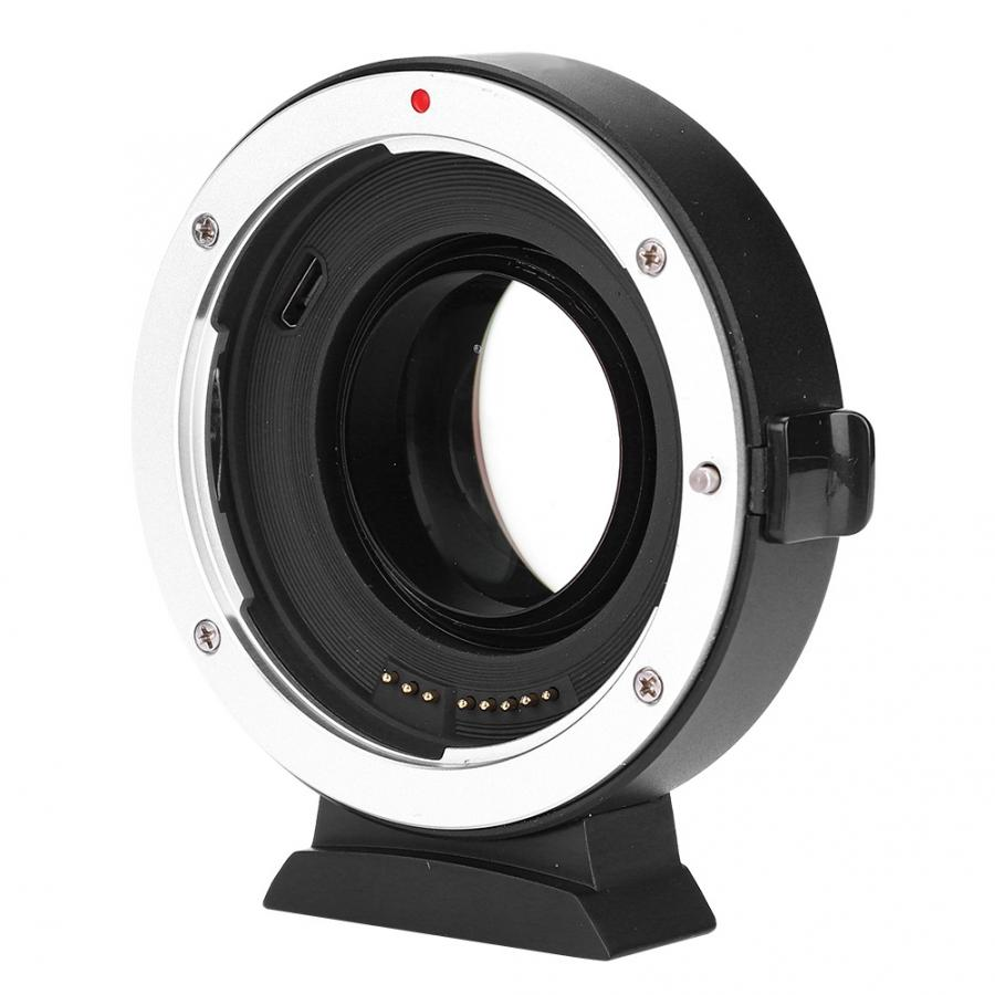 Viltrox EF FX2 Auto Focus 0 71X Reducer Speed Booster AF Lens Adapter Mount for Canon