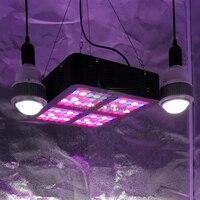 2 pcs Figolite grow 100W 3500K COB CXB3590 E27/E26 LED grow light bulb free shipping