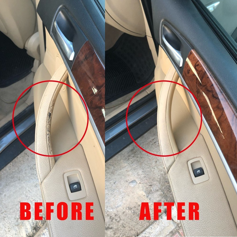 Inner-Door-Handle E71 Bmw E70 Pull-Trim-Cover Beige X6-Panel 5141-6969 for X5 E72x5/X6-panel/Pull-trim-cover/..