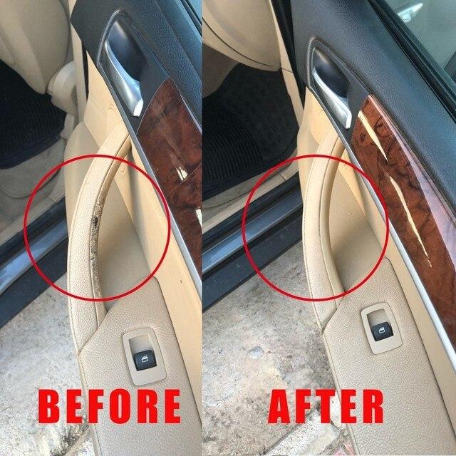 Внутренняя дверная ручка для BMW E70 E71 E72 X5 X6 панель вытяжная накладка 5141 6969 401 5141 6969 402 черный бежевый