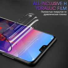 HD Soft Hydrogel Film For Huawei Mate 20 Pro 20 X P20 P30 Lite Screen Protector For Huawei Honor 8X 9 10 Lite P Smart Nova 5 5i for huawei nova 4 3 3i p smart plus honor 8x play mate20 p20 mate 10 20 lite pro screen protector film silicone hydrogel sticker