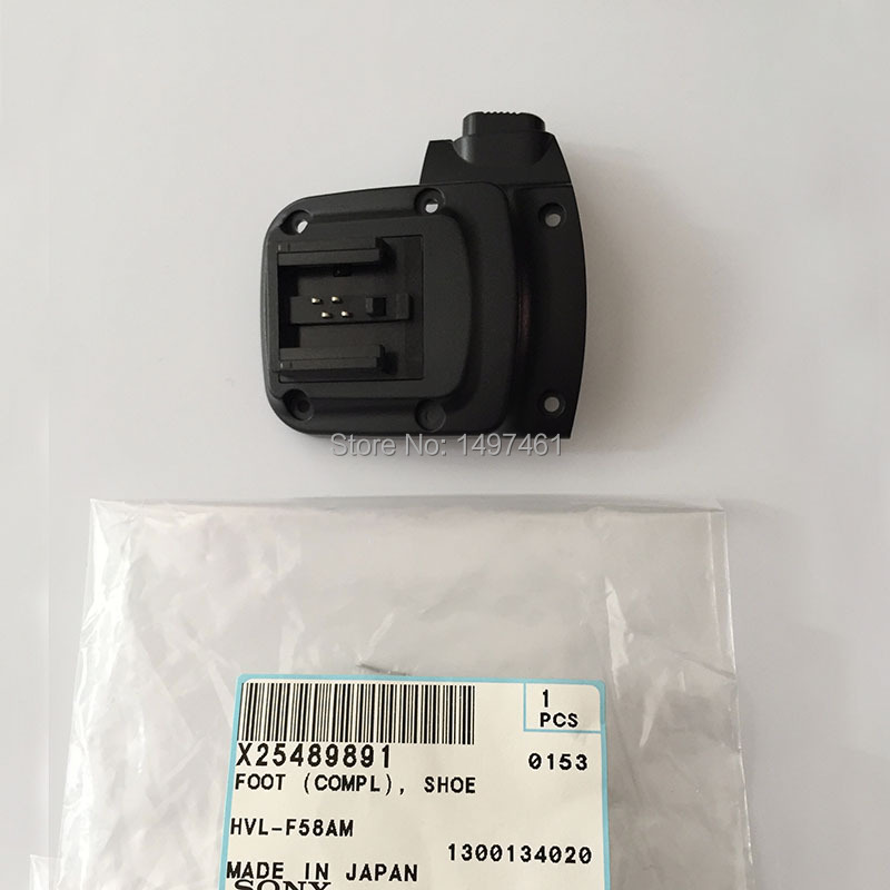 New Hot shoe hotshoe foot assy repair parts For Sony HVL F58AM F58AM F58 Flash