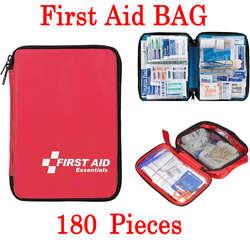 180 шт. аптечка первой помощи-универсальные медицинские товары премиум класса и сумка для экстренной помощи