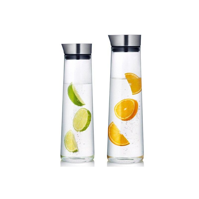 Alemania Blom suave bebida fría Dispensador De Agua hervidor De Agua Dispensador De Agua limonada Soda De jarra De jugo De Su Sebili jarra De vidrio