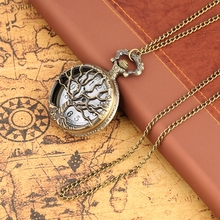 Pocket Watch Big Tree