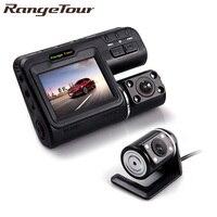 Range Tour Dual Camera DVR i1000 Full HD 1080P Dual Lens Dash Cam Video Recorder 2 Camera Night Vision Car DVR Camcorder i1000s