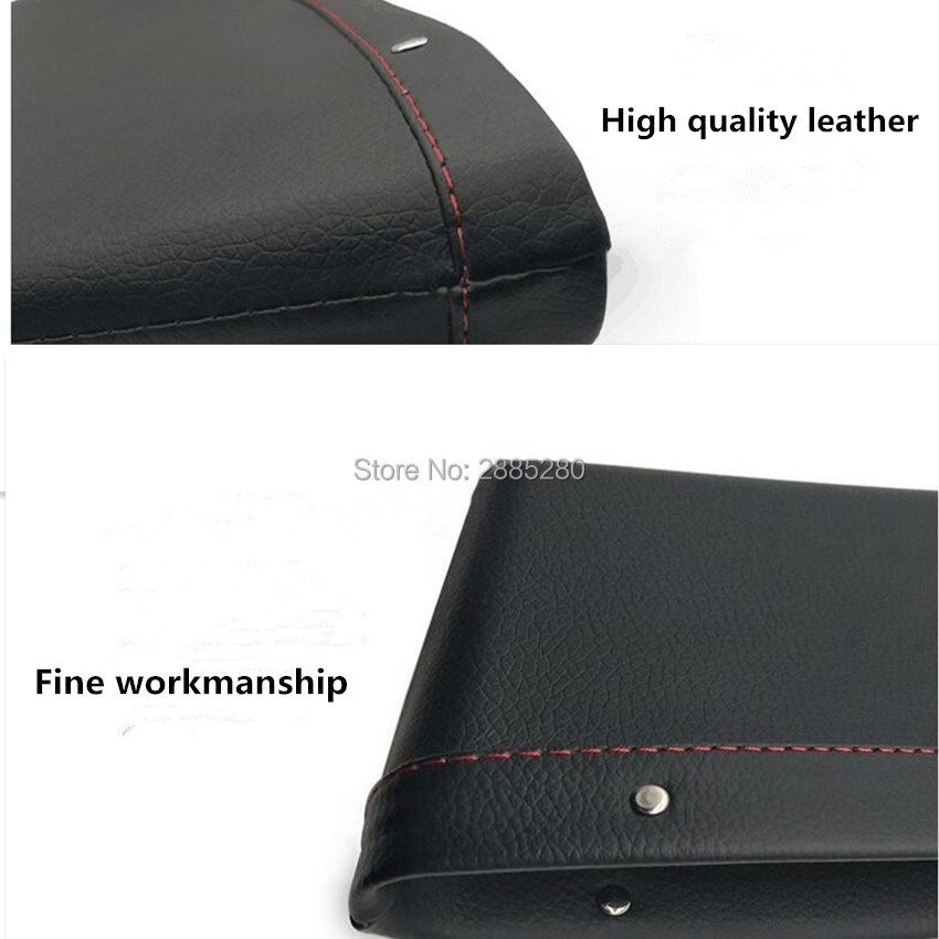 high quality new sale Car leather seat gap storage FOR Peugeot 307 308 407 206 <font><b>207</b></font> 3008 406 208 2008 508 408 306 301 106 107 image