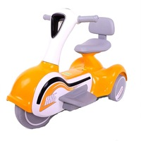 Sa ma te Children Electric Motorcycle Tricycle 2 3 5 Baby Girl Toy Car Can Sit People Charging