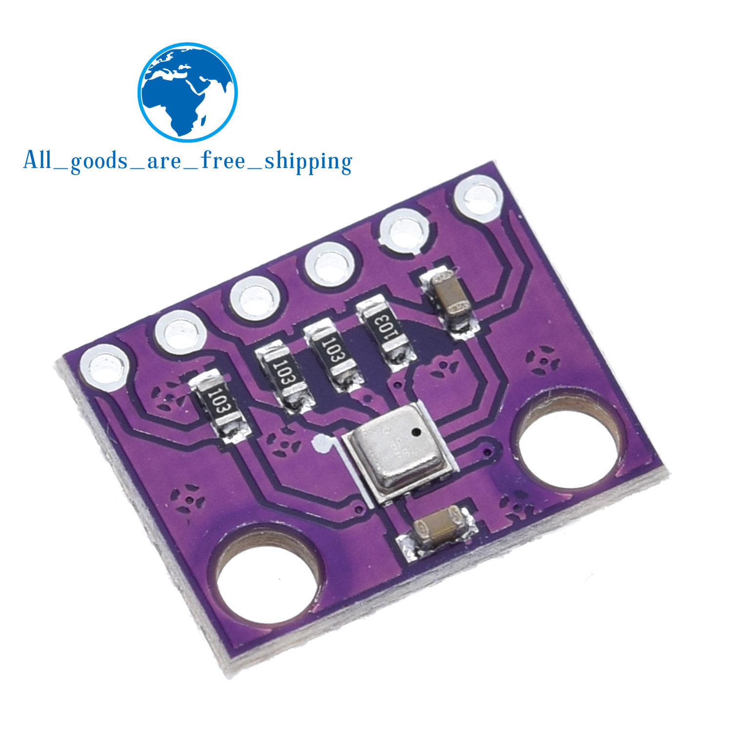 Image 4 - TZT  GY BME280 3.3 precision altimeter atmospheric pressure BME280 sensor module  for arduino-in Integrated Circuits from Electronic Components & Supplies