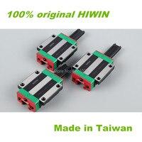 HGW15CA HGW20CA HGW25CA HGW30CA 100% Новый оригинальный бренд HIWIN блок линейных направляющих для HIWIN линейные рельсы HGR15 20 25 30 ЧПУ части