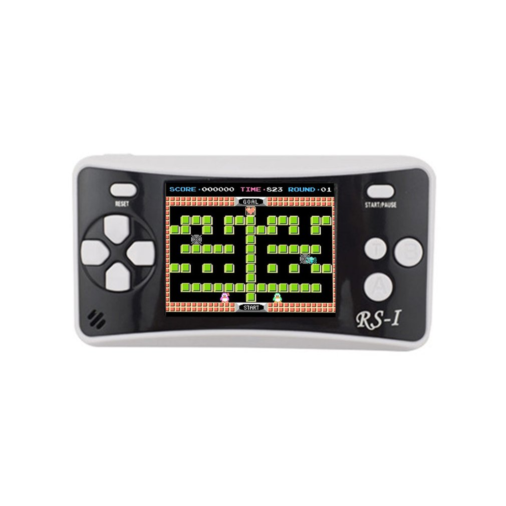Portable Game Console 2.5 Inch Handheld Game Player Built In 152 No Repeat Classic Games Consoles Best Gift For Kids
