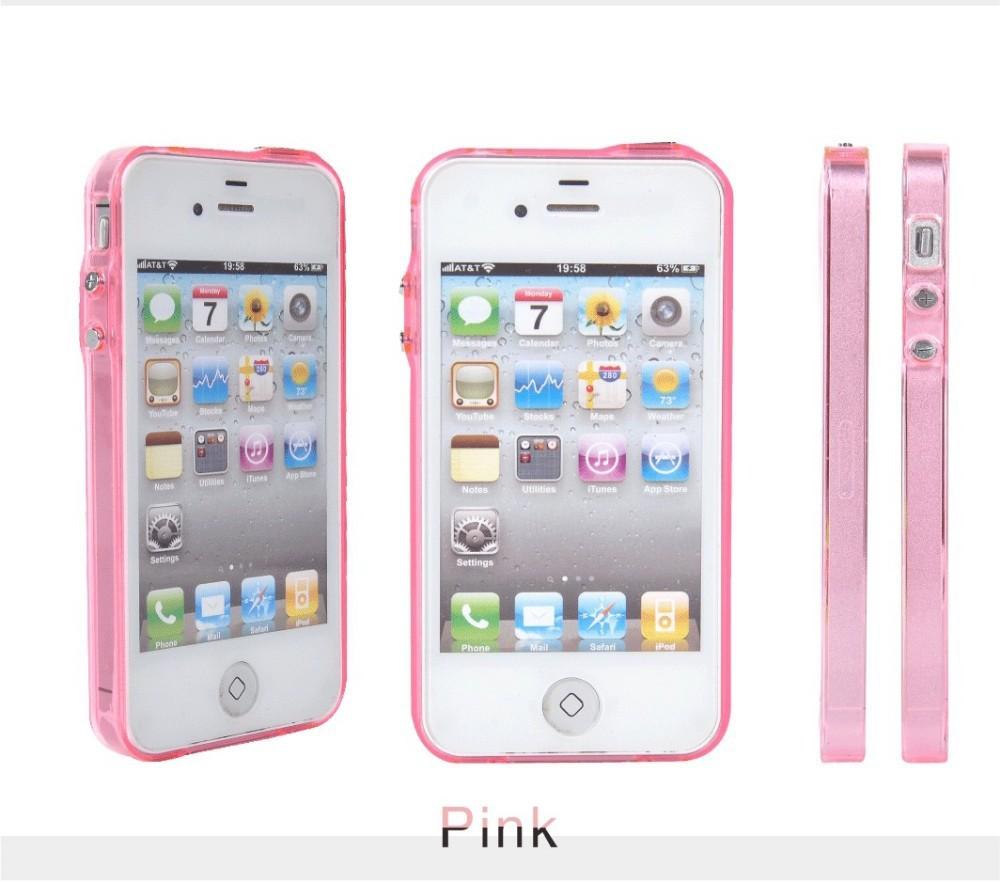 новинка кофе в зернах чехол для iPhone 4 и 4S ручная роспись дизайн пластиковых чехол для iPhone 4 и 4S высокое качество 1 шт. бесплатная доставка