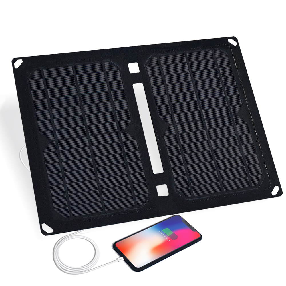 XINPUGUANG 14W solar charger panel 5V 2A USB output for phone MP3 Outdoor waterproof Travel charger portable mobile charge mvpower 5v 5w solar panel bank solar power panel usb charger usb for mobile smart phone