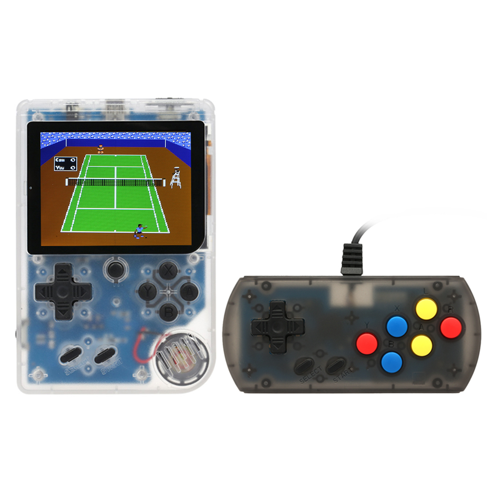 Retro Handheld Game Console Wired Gamepad Portable Game Machine 168 Games 3.0inch Screen Game Player Best Gift for children