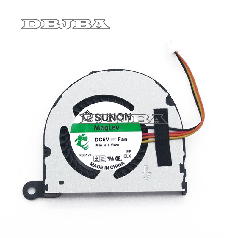 US $5.75 |New laptop CPU cooling fan for ASUS EEEPC 1015 1015pe 1011cx on