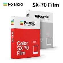 ポラロイドオリジナルインスタントフィルム色黒 & 白のフィルムのためのカメラSX 70