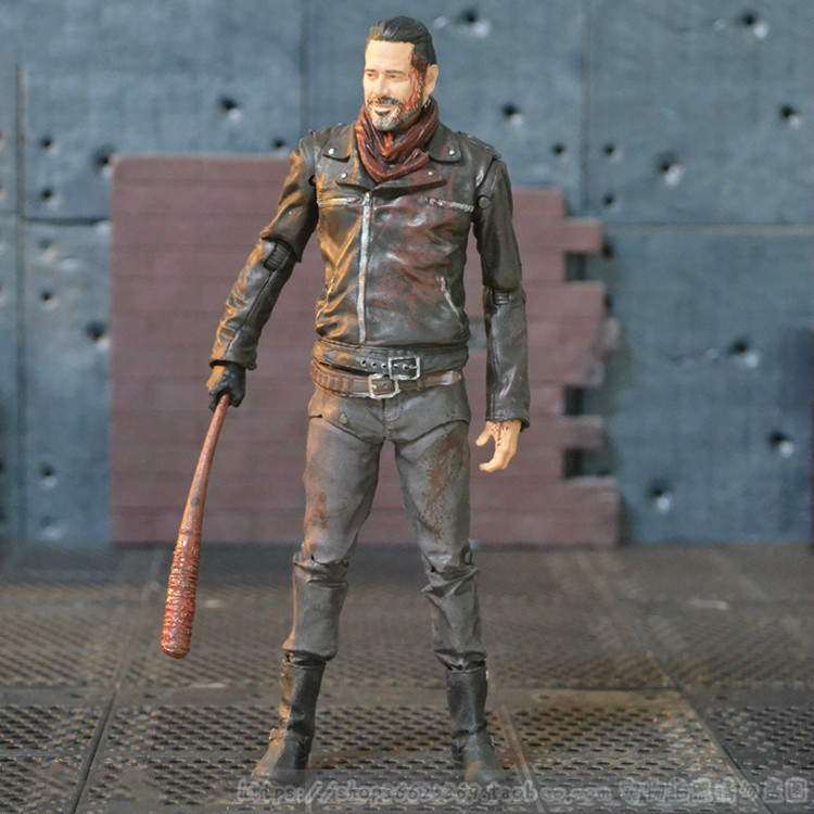 AMC TV Series The Walking Dead Abraham Ford Bungee Walker Rick Grimes The Governor PVC Action Figure Collectible Toy PVC new the walking dead the governor tv series amc 12cm pvc action figure model toys for gift