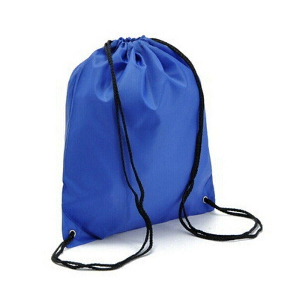 3pcs Animal Cartoon Print Drawstring Bag Eva Pouch Clothes Storage Sport Travel Cinch Tote Set Warm And Windproof Clothing & Wardrobe Storage