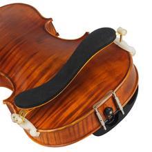 4/4 1/2 деревянная скрипка Наплечная подставка на плечо под скрипку черная Наплечная Скрипка violion протектор скрипка аcostics аксессуары
