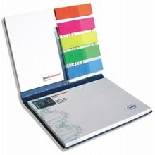 105*80 мм горячие индивидуальные промо офис ярмарка использовать полный цветные Стикеры, самоклеющиеся примечания,, 25 лист 500 шт./лот