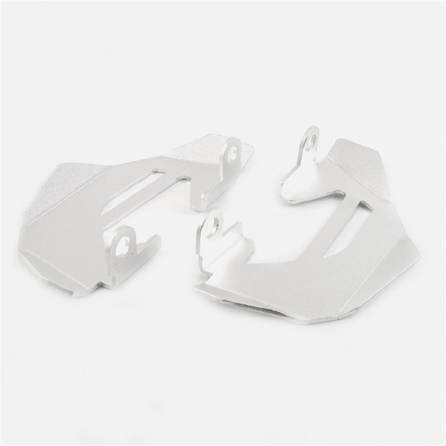 Silver Color Motorcycle Front Brake Caliper Cover Protection Cover Guard For S1000XR F800R R 1200 GS LC R 1200 GS LC ADV in Caliper Parts from Automobiles Motorcycles