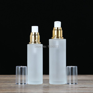 Image 5 - 20ml Beauty Spray Lotion Pump 30ml Glass Toner Bottles 40ml Cosmetic Containers Bottles 50ml 60ml Empty Emulsion Bottle 100ml