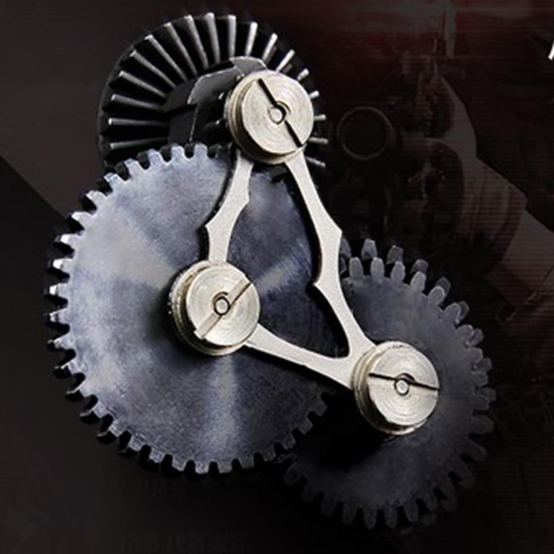 Rowsfire 1/5 Pcs Module de vitesse Non réglable dent en acier pour boîte de vitesses FB Gerbox et Jiqu-noir - 4