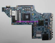 Genuíno 665348 001 HM65 HD6490/1G Laptop Motherboard para HP DV6T DV6T 6B00 DV6T 6C00 NoteBook PC