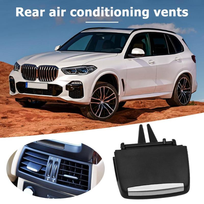 Car Interior Accessories Rear Center A/C Air Conditioning Vent Outlet Tab  Clip Repair Kit for BMW X5