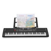 61 Key Piano Keyboard BD MUSIC BD 602 Multifunctional Electronic Piano 16 Tone 10 Rhythm 8 Percussion Musical Toy Kids Gifts