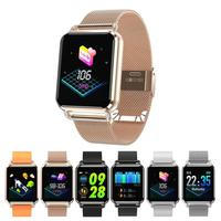 Q3 Smart Watch Men Women Bluetooth 4.0 1.3 inch Color Screen Heart Rate Monitor Pedometer Smart Watch for Android IOS