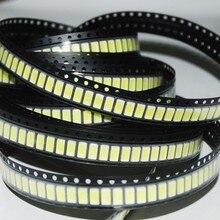 100pcs 2835 Warm White Smd Led Lamp Light Emitting Diode Light Bulb Strip Conduct 200pcs 0805 2012 green light light emitting diode smd led