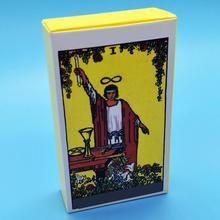 Настольные игры карты Rider Smith-Waite колода настольная игра карты Таро карты Семья Друзья домашние игры отдых английский