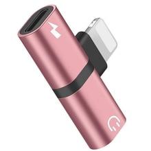 2 In 1 Dual Splitter For Iphone 8/8 Plus/X(10)/7/7 Plus/Xs/X