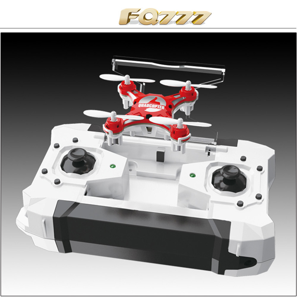 FQ777 124 FQ777 124 RC Drone Micro Pocket Drone 4CH 6Axis Gyro Switchable Controller Mini quadcopter RTF RC helicopter Kid Toys in RC Helicopters from Toys Hobbies