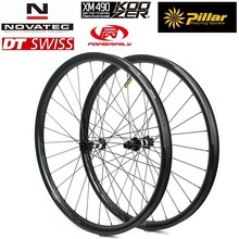29er MTB Carbon Wheelset 28mm*24mm Use Super Light Carbon Rim Pillar 1423 Spoke For Cross Country/All Mountain Bike Matte Glossy 435g am 29er carbon mtb rim mountai bikes rim am 29er mtb 36mm width mtb bicycle rims 28h 32h 3k glossy tubeless mtb rims