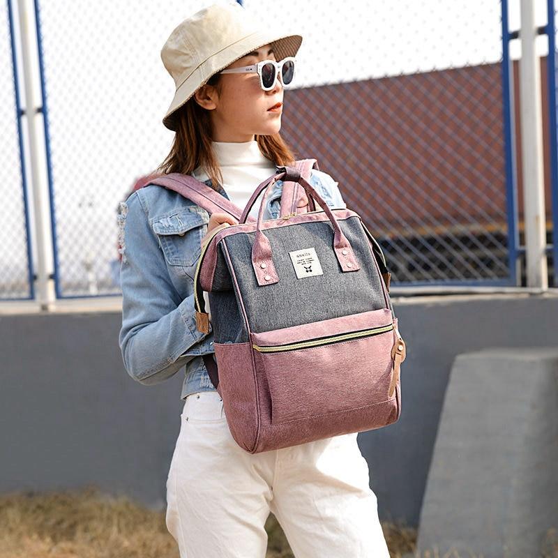 2019 Korean Style oxford Backpack Women plecak na laptopa damski mochila para adolescentes school bags for teenage girls