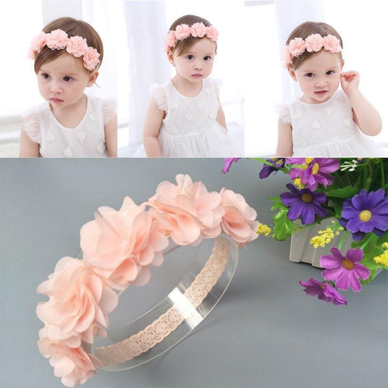 Baby Headband Autumn Baby Headband Fall Baby Headband Flowers Baby Headband Vintage Baby Headband Fall Headband