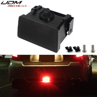 iJDM Car led for Subaru Red LED Rear Fog Light Kit For 2011 up Subaru WRX STi, Impreza or VX Crosstrek ( Mounting Bracket)