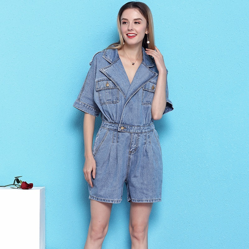 Giảm 2019 playsuits eo