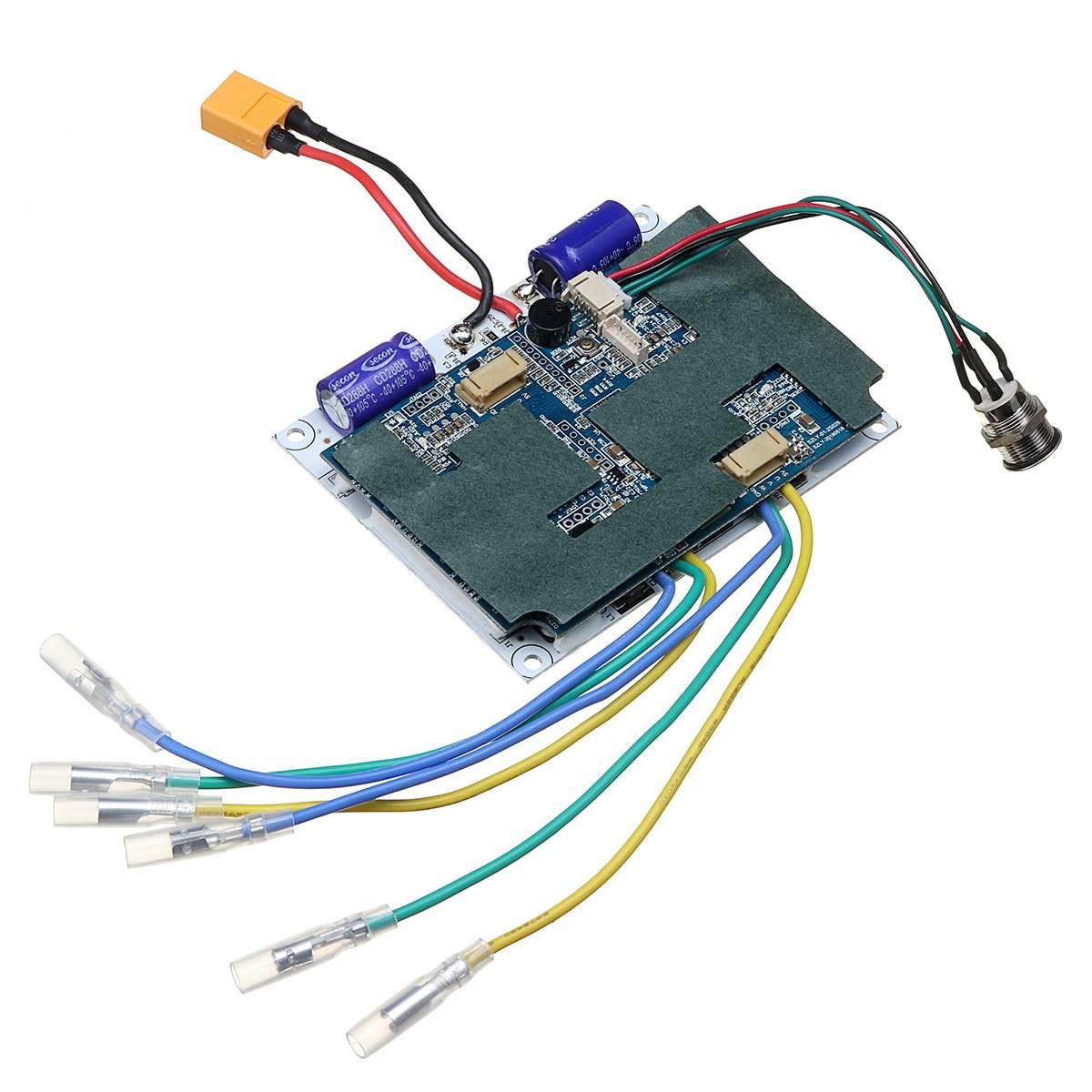 36VV double moteur planche à roulettes électrique Longboard lecteur contrôleur ESC Hub moteur Mini télécommande électrique Skateboard accessoires - 4