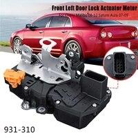 Door Lock Actuator Motor Front Left For Chevy Malibu 08 12 for Saturn Aura 07 09 931 310