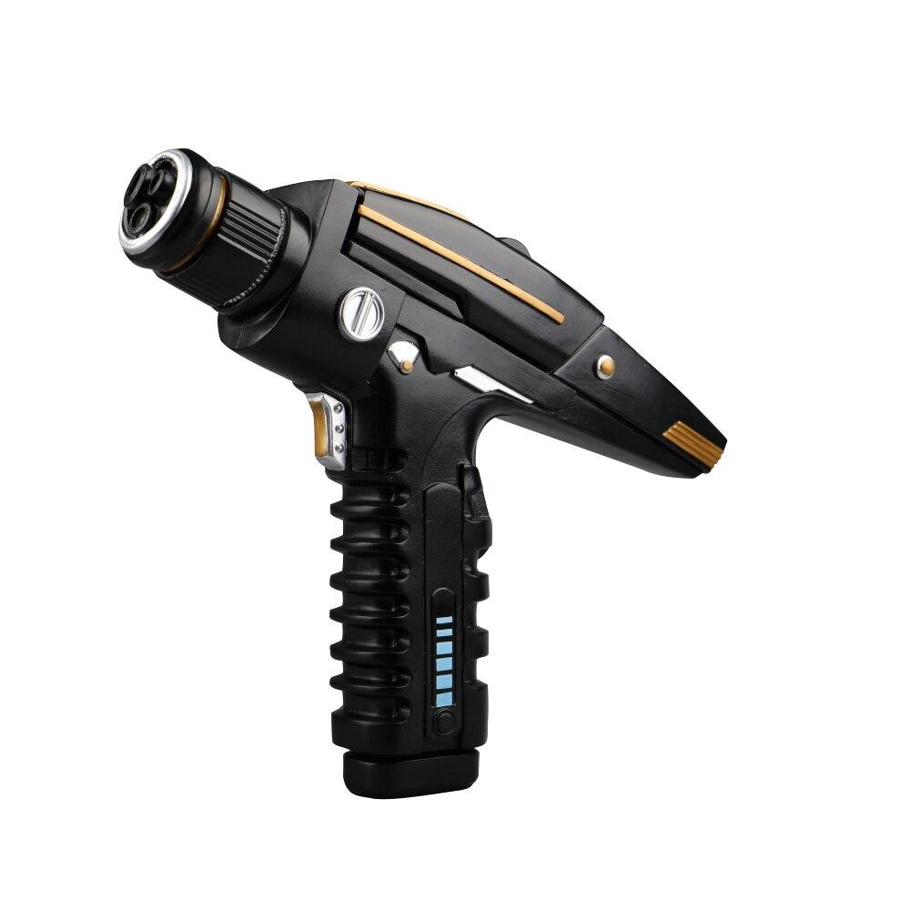 Star Trek Discovery Starfleet Hand Phaser Gun Type II Kit Halloween Resin Props New