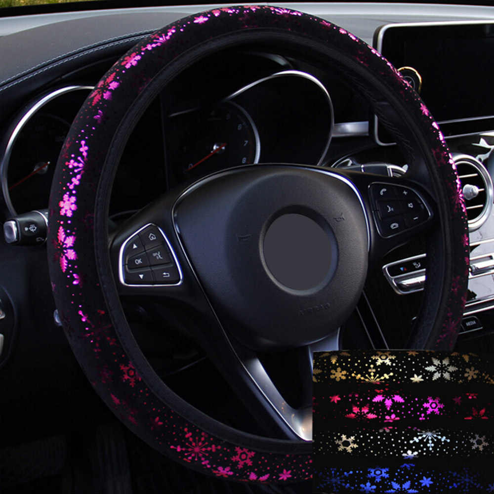 Steering Wheels & Accessories Interior Accessories Pink Alusbell ...