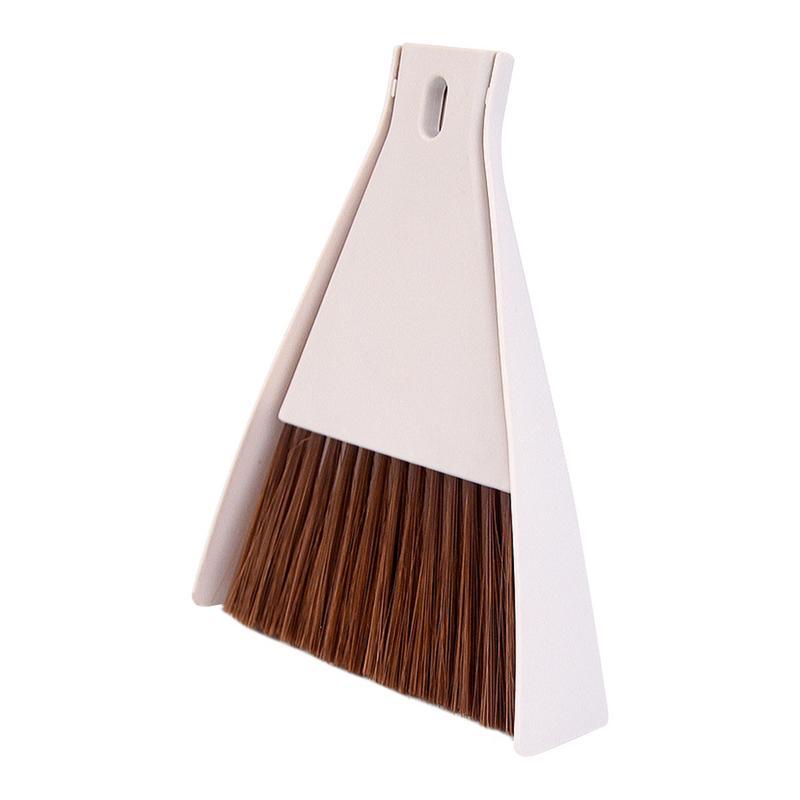 2pcs//set Mini Cleaning Brush Kits Broom and Dustpan Set 2 in 1 Home Window Corner Keyboard Cleaner Tools