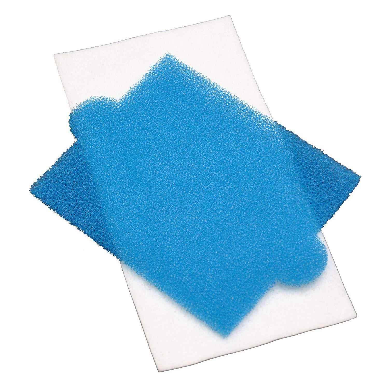 Tod-Filter Set Cocok untuk Pembersih Vakum Thomas Aqua + Bersih X8 Parket, aqua + Hewan Peliharaan dan Keluarga Sempurna Air Hewan Murni