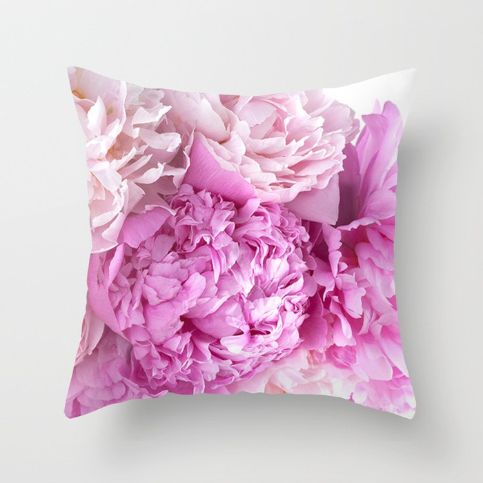 Image 3 - 2019 New American Dream Country Roses Pillowcase for Car Sofa Chair Valentine Gift Love Letter Party Decorative Cushion Covers-in Cushion Cover from Home & Garden