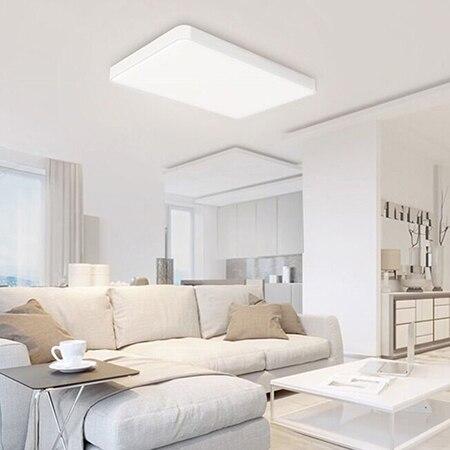 Yeelight Simple LED plafonnier Pro APP contrôle anti-poussière pour salon ménage lampe intelligente lumières 220 V 90 W