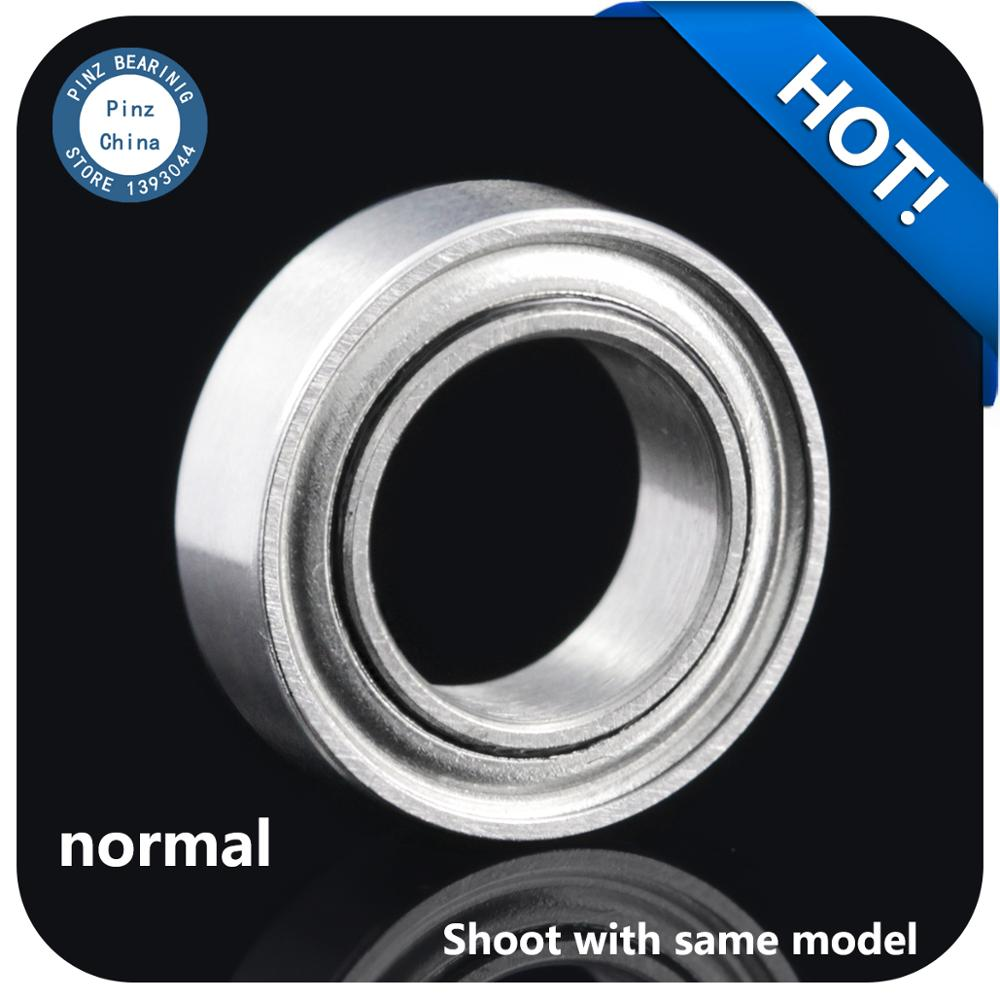 10PCS <font><b>MR148ZZ</b></font> L-1480ZZ <font><b>8*14*4</b></font> mm Miniature bearing Toy model high speed motor tool bearing image